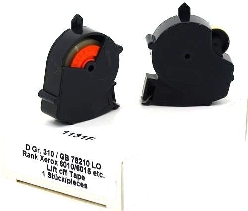 KMP 0310.4000 - Lift-off-Korrekturband Grp. 310 für C-Film Farbband Grp. 309C