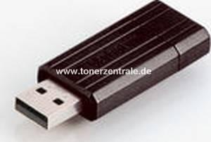 VERBATIM 49062 USB-Stick - 8GB PinStrip - 67x 10MB-s lesen - 4MB-s schreiben