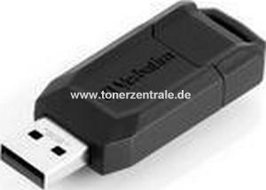 VERBATIM 44070 USB-Stick - 8GB Secure - 94x 14MB-s lesen-schreiben - AES 256-Bit