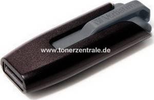 VERBATIM 49174 USB-Stick - 16GB V3 SnG - 400x 60MB-s lesen - grau - USB3.0