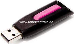 VERBATIM 49178 USB-Stick - 16GB V3 SnG - 400x 60MB-s lesen - pink - USB3.0