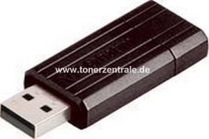 VERBATIM 49065 USB-Stick - 64GB PinStrip - 67x