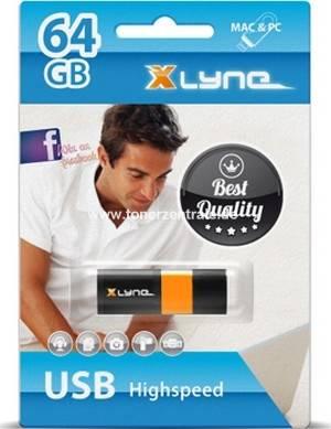XLYNE USB-Stick 7164000 - 64GB XLYNE Wave  53x