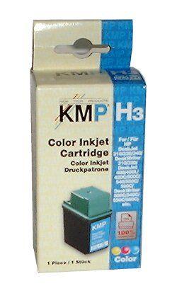 25 - Refill Color Tintenpatrone für Hewlett-Packard
