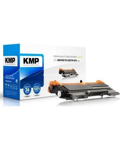 Brother DCP7055, HL2130 - XXL Rebuilt Toner ersetzt TN2010 - 2.600 Seiten Schwarz