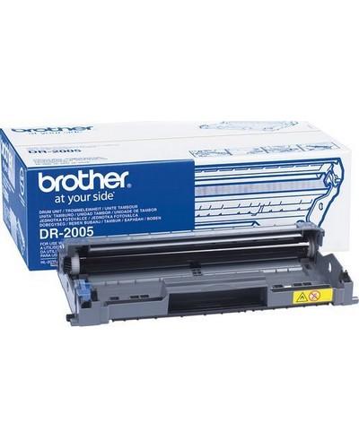 Brother HL2025, 2037 - DR2005 Trommeleinheit - 12.000 Seiten Schwarz