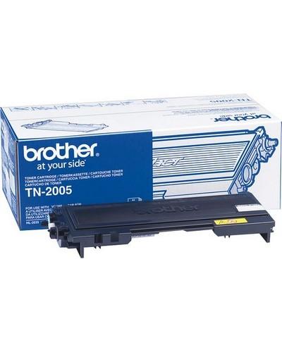 Brother HL2025, 2037 - Toner TN2005 - 1.500 Seiten Schwarz