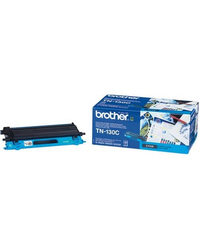 Brother Toner TN-130C - 1.500 Seiten Cyan
