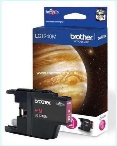 Brother MFC-J 6510 - LC1240M Druckerpatrone 600 Seiten Magenta