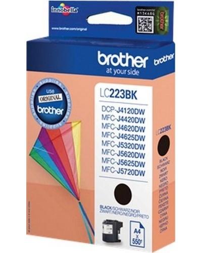 Brother Tintenpatrone LC-223BK - 550 Seiten Schwarz