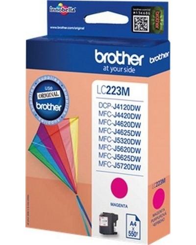 Brother Tintenpatrone LC-223M - 550 Seiten Magenta