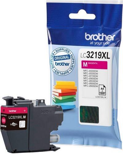 Brother MFCJ6530 - LC3219M XL Druckerpatrone - 1.500 Seiten Magenta