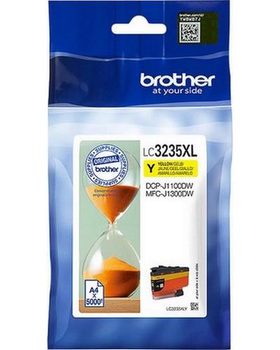 Brother Druckerpatrone LC3235XLY 5.000 Seiten Gelb