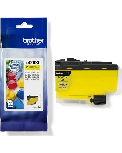 Brother LC-426XLY Tintenpatrone Gelb