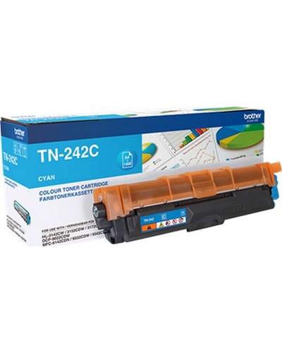 Brother HL 3142 - Toner TN242C - 1.400 Seiten Cyan