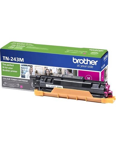 Brother Toner TN243M Magenta 1.000 Seiten