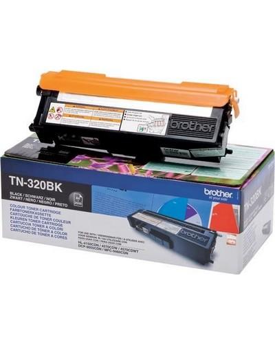 Brother Toner TN-320BK - 2.500 Seiten Schwarz