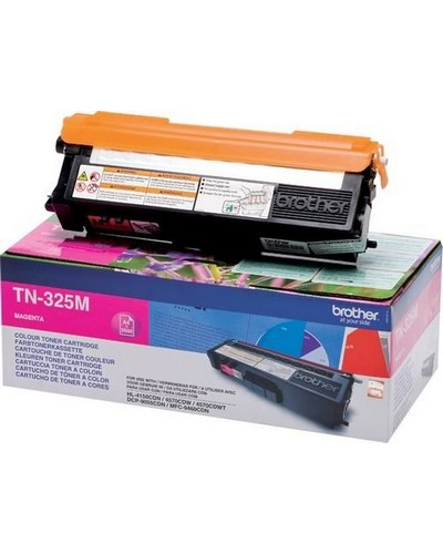Brother Toner TN325M Magenta 3.500 Seiten