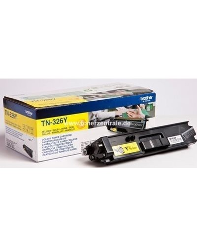 Brother Toner TN326Y Yellow 3.500 Seiten