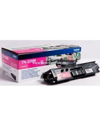Brother DCP-L8450 - Toner TN-329M - Doppelpack je 6.000 Seiten Magenta
