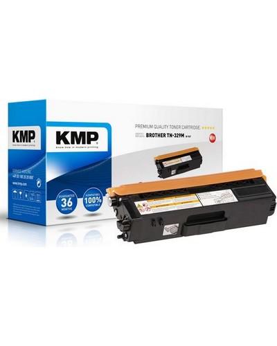 Brother DCPL8450 - ersetzt Toner TN329M Rebuilt - 6.000 Seiten Magenta