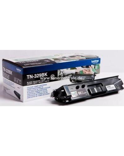 Brother Toner TN-329BK - 6.000 Seiten Schwarz