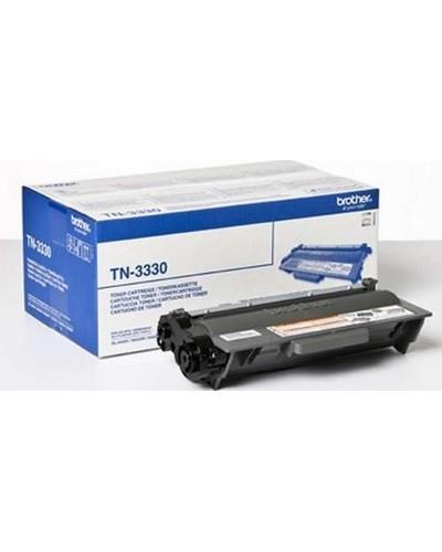 Brother HL5450, HL6180 Toner TN3330 Schwarz 3.000 Seiten