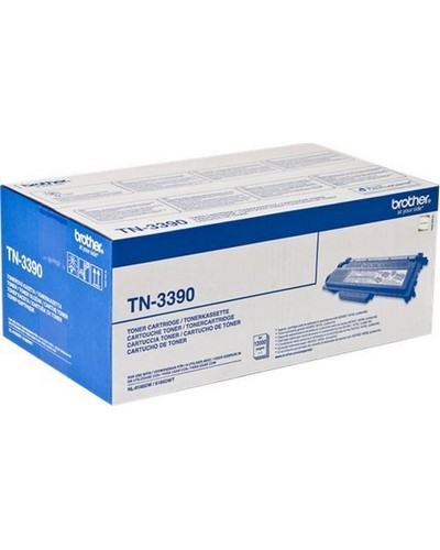 Brother HL 6180 - Toner TN-3390 - 12.000 Seiten Schwarz