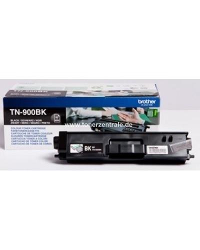 Brother Toner TN-900BK - Doppelpack je 6.000 Seiten Schwarz