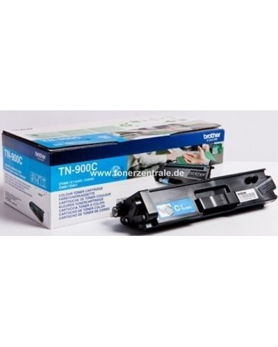 Brother Toner TN-900C - 6.000 Seiten Cyan