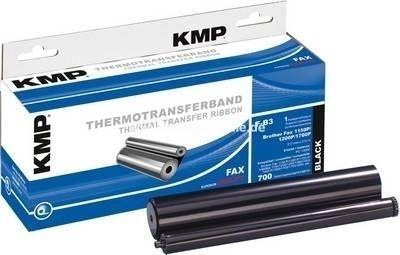 101 Neutral - 1 x Thermotransfer-Rolle (700 Seiten) für Brother Thermofax Intelli 1150 P, 1200 P, 1700 P u.a.