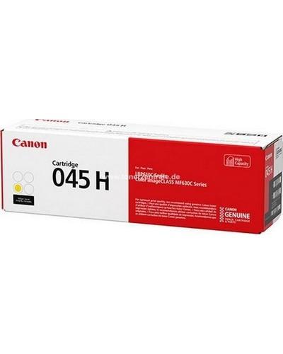 Canon LBP611 - Toner CRG 045H Yellow 2.200 Seiten