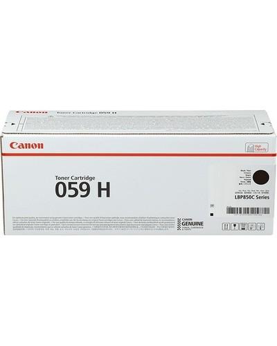 Canon 059HK Toner 15.500S. Schwarz