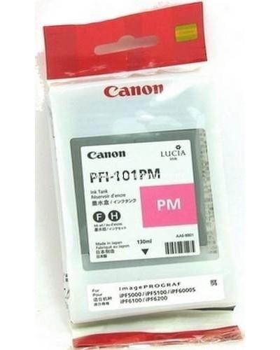 Canon IPF5000, 6200 - PFI101OM Druckerpatrone - 130ml Photo Magenta