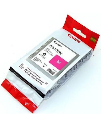 Canon IPF 500,6000,700 - PFI102M Druckerpatrone - 130ml Magenta