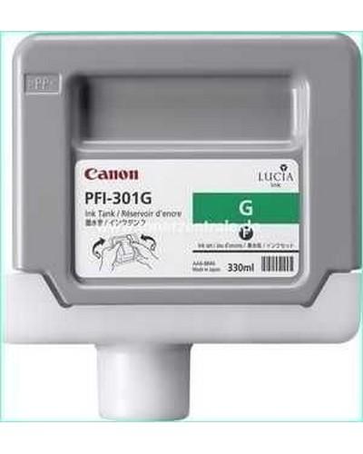 Canon IPF 8000, 9000 - PFI301G Druckerpatrone - 330ml Grün
