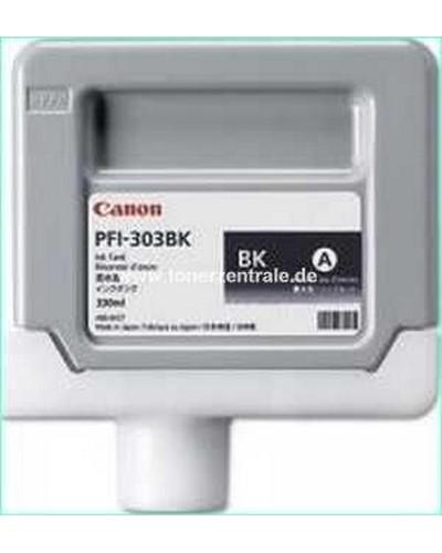 Canon IPF 8xx - Druckerpatrone PFI303MBK 330ml Matt Schwarz