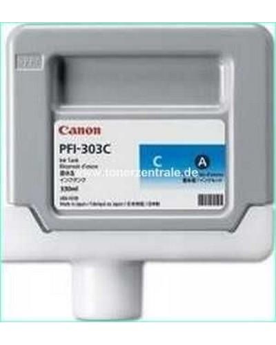 Canon IPF 8xx - Druckerpatrone PFI303C 330ml Cyan