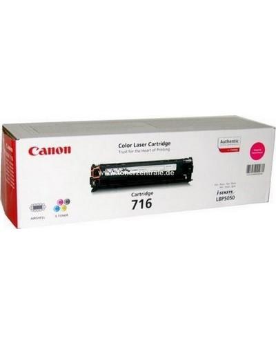 Canon I-SENSYS MF 8040 - Toner CART716MA 1978B002 - 1.500 Seiten Magenta