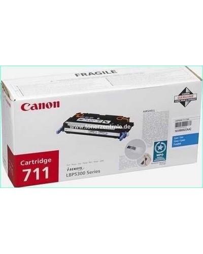 CANON MF-9170 - Toner 711CY - 6.000 Seiten Cyan