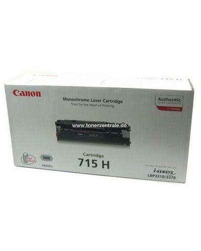 Canon I-Sensys LBP3310, 3170 - Toner CART-715H - 7.000 Seiten Schwarz