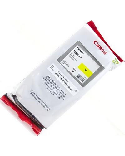Canon IPF - PFI207Y Tintenpatrone Yellow 300 ml