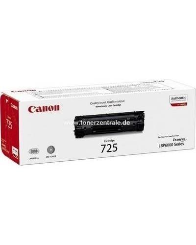 Canon Toner 725 - 1.600 Seiten Schwarz
