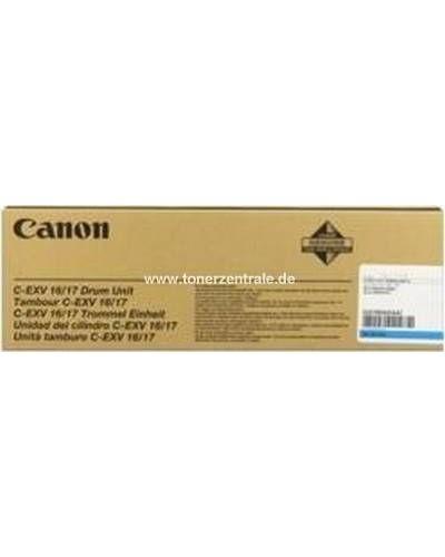 Canon IR C4580 - CEXV16C-17 Trommeleinheit Cyan 60.0000 Seiten