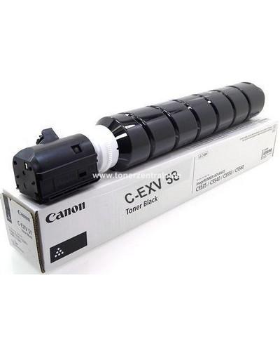 Canon CEXV58BK Toner 3763C002 71.0K Schwarz