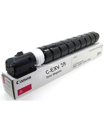 Canon CEXV58M Toner 3765C002 68.0K Magenta