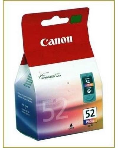 Canon CL52 Inkcatridge (21ml) Photo Color