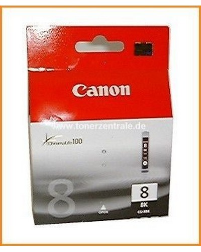 Canon CLI-8BK Inkcatridge Schwarz