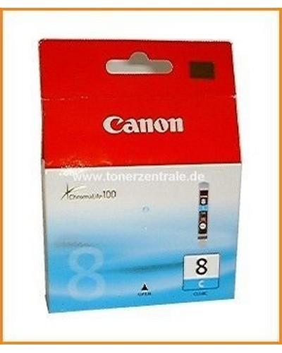 Canon CLI-8C Inkcatridge Cyan