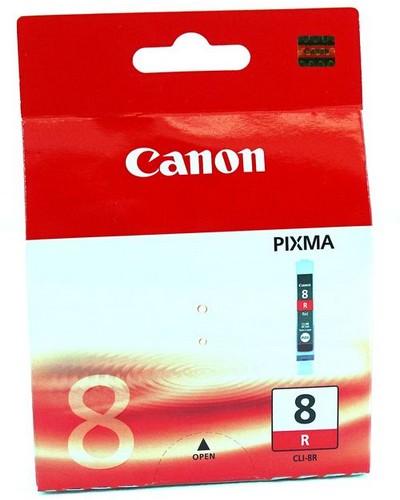 Canon CLI-8R Inkcatridge Rot